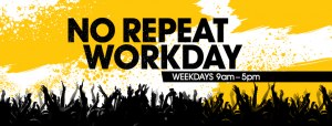 No Repeat Workday