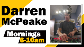 Darren McPeake on Mountain Mornings
