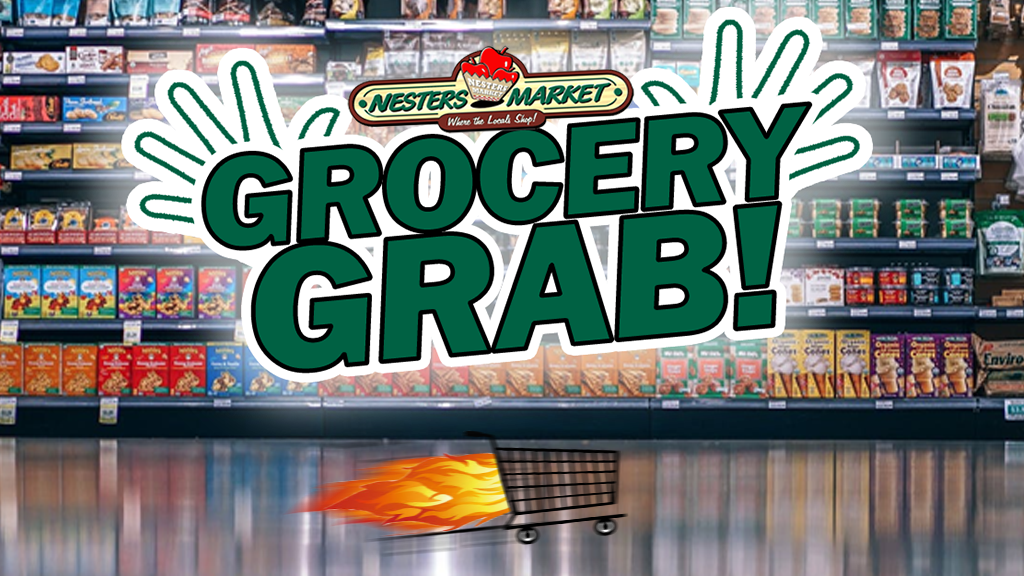 Nesters Market Grocery Grab! - Mountain FM