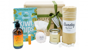 pure gift boxes; local marketplace